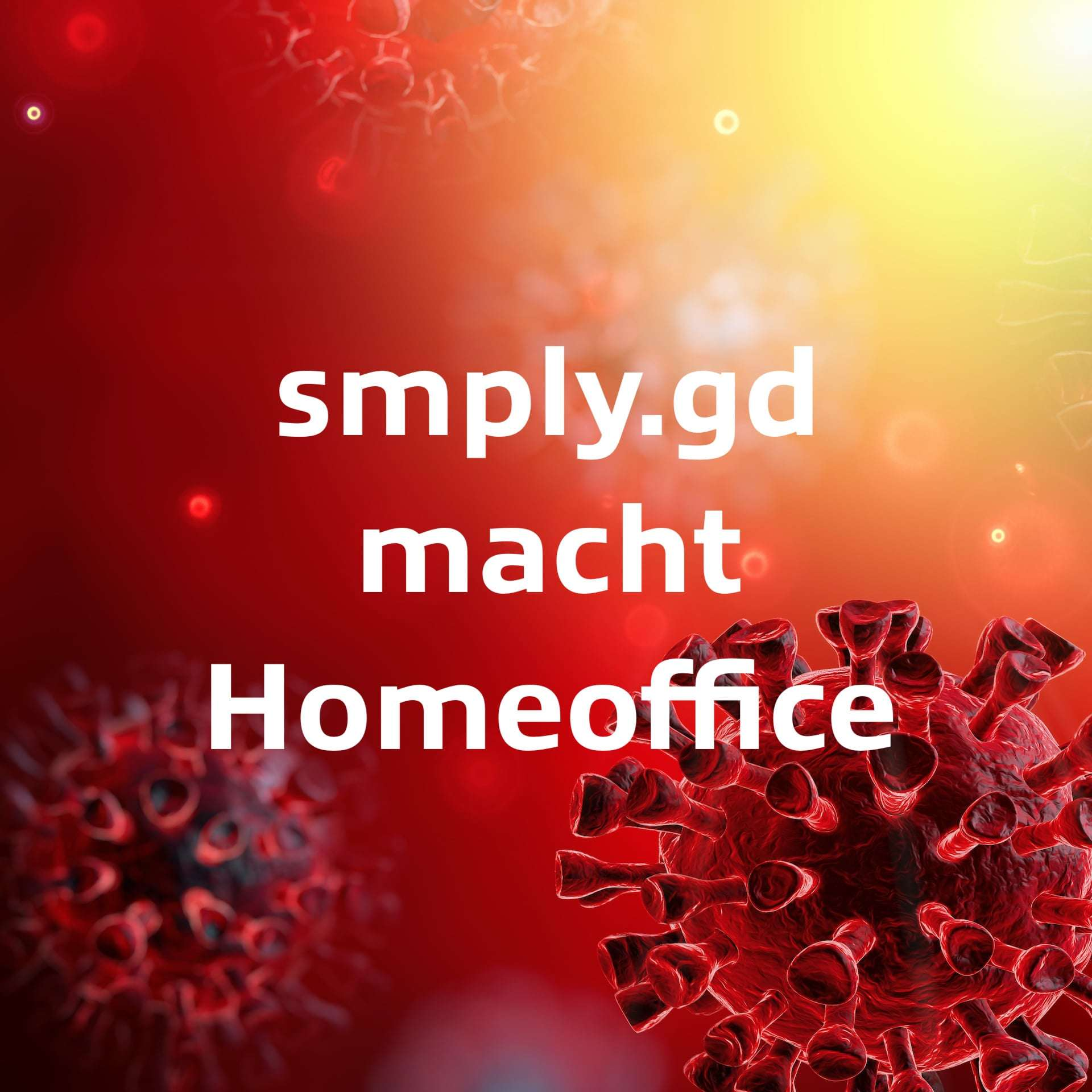smply.gd macht Homeoffice